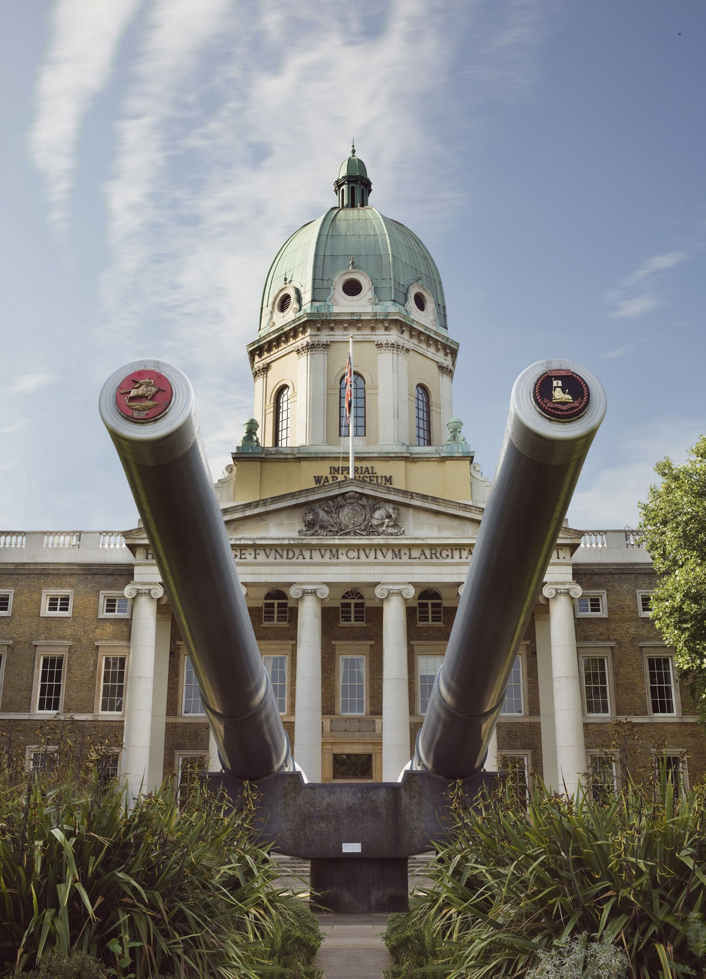 Imperial War Museum Fire Protection
