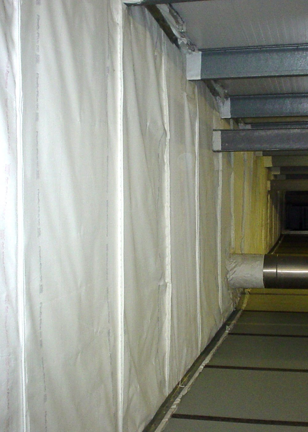 Fire Barrier And Fire Curtains London