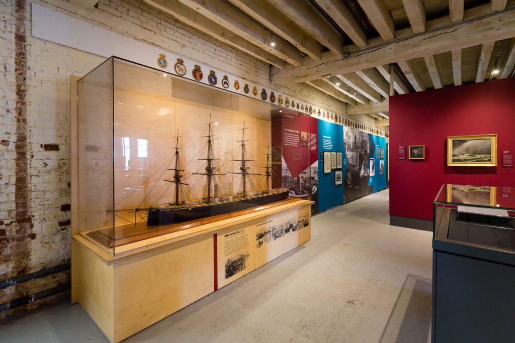 The Historic Dockyard Chatham – Kent