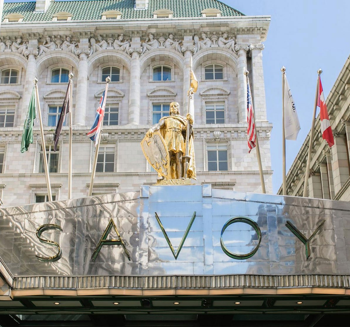The Savoy — London
